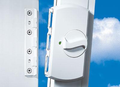 Cardué Sicherheitstechnik - Beispiel einer Fenstersicherung